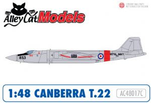 CANBERRA T.22 CONVERSION